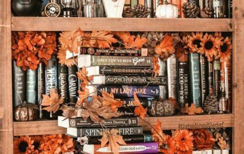 Maddie's Quarantine Book Club Corner