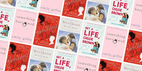 Maddie's Quarantine Book Club Corner: Valentine's Day Edition