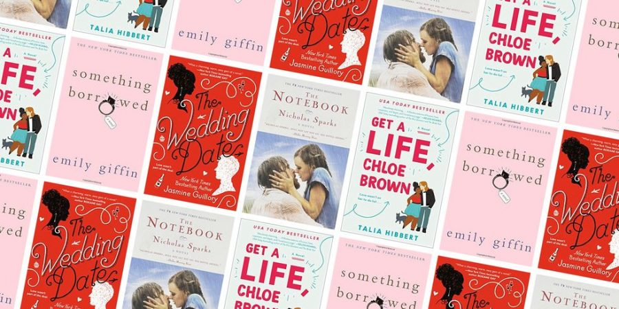 Maddie's Quarantine Book Club Corner: Valentine's Day Edition